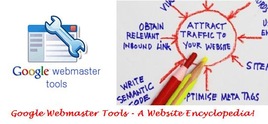 Google, Google webmaster tools, website