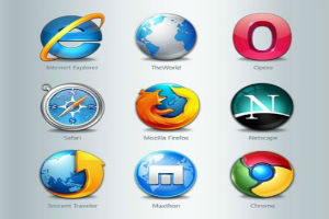 website, internet browsers