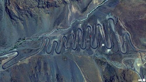 Los Caracoles Pass – Los Andes, Chile