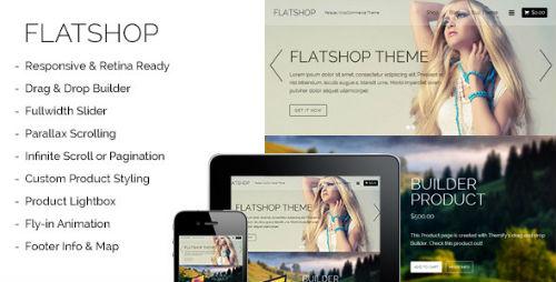 Flatshop, Flatshop theme