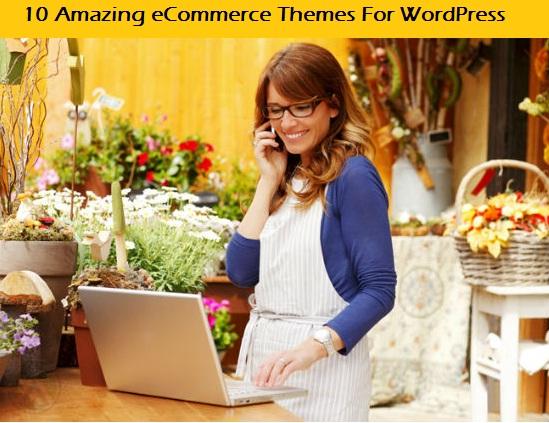 eCommerce, eCommerce themes, WordPress
