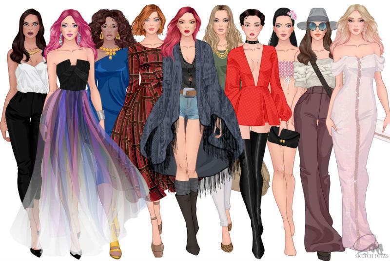 magento, magento cms, fashion websites