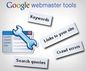Google, Google Webmaster Tools