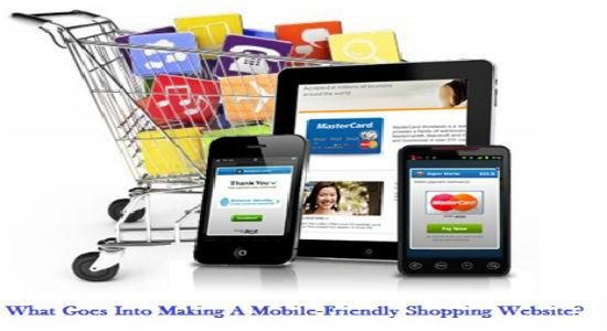 mobile, mobile website, mobile eComnmerce website