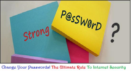 password, strong password