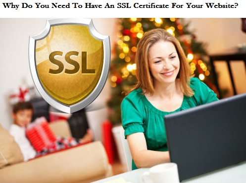 SSL, SSL certificate, website