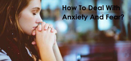 anxiety, stress, fear